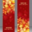 Chinese New Year Background — Stock Vector #34958121