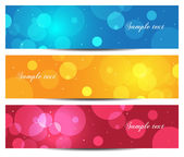 Christmas holiday banner background vector illustration — Stock Photo