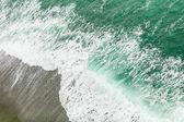 Azure sea — Stock Photo