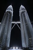 Malaysia Kuala Lumpur Petronas Towers — Foto Stock