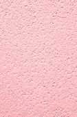 Background of red foam — Stock Photo