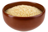 Asian rice bowl isolated. — ストック写真
