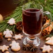 Stock Photo: Cup of mulled wine