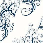 Vector Baroque seamless pattern — Stock Vector
