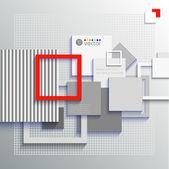 шаблон оформления — Cтоковый вектор