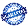 Guarantee stamp — Stock Vector #36104887