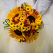 Bridal bouquet — Stock Photo #35097063