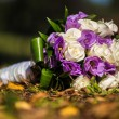 bouquet de noiva — Foto Stock