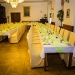 Wedding reception — Stock Photo #35107909