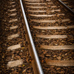 Railroad tracks — Stock Photo #35174931