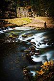 плотина ландшафта — Стоковое фото
