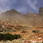 Mountain panorama — Stock Photo #36763381
