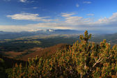 Mountain panorama — Photo
