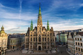 Liberec Town Hall — Stock Photo