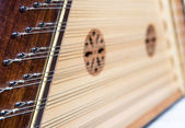 Stringed instrument kantele — Stock Photo
