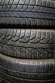 Tire shop — Stock Photo