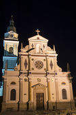 Basilica of Mary Help of Christians - Brezje — Stock Photo