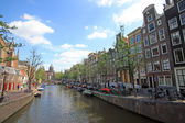 Pays Bas - Amsterdam — Stock Photo