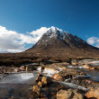 Buachaille Etive Mor — Stock Photo