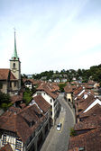 Bern cityscape — Stock Photo