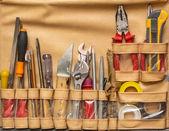 Ensemble d'outils de plomberie — 图库照片