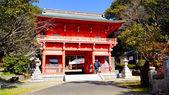 Imayama Hachimangu at Nobeoka Miyazaki, Kyushu japan,japan templ — Stock Photo