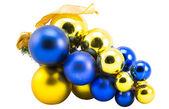 Guirlande de ballons en forme de la vigne — Photo