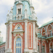 Tsaritsyno - State Museum Reserve Park in Moscow, Russia — Stock Photo #49278229