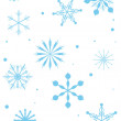 Snowflake set — Stock Vector #35773545