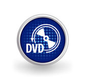 DVD icon — Stock Vector