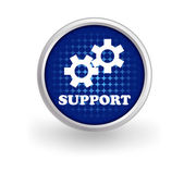 Support icon — Stock Vector