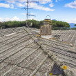 Asbestos roof — Stock Photo #37994679