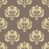 Elegant Vintage Wallpaper — Vector de stock