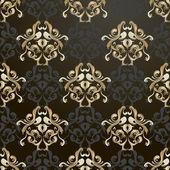 Elegant Vintage Wallpaper — Stock Vector