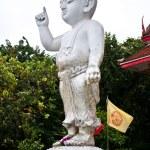 A perfect Pediatrics of statue — Stock Photo #37273185