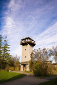 Wildlife Viewing Tower in a park. — Stock Photo