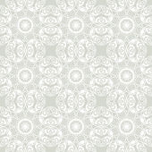Vintage lace seamless background — Stock Vector