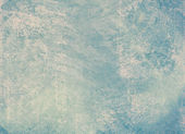 Abstract grunge blue textured background with space for text or image — Stock Photo