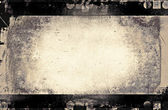 Grunge filmstrip for background, design element — Stock Photo