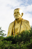 KruBa Siwichai image at Wat Doi Ti ,Lamphun — Stock Photo