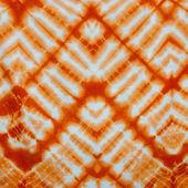 Tie dye fabric background — Stock Photo