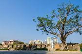 Landscape at Guia Fortress in Macau, China. — Stock Photo