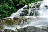 Pha Dok Xu waterfall at Doi Inthanon National park in Chiang Mai Thailand — Stock Photo