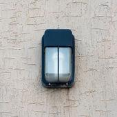 Lámpara en la pared. — Foto de Stock