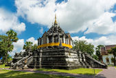 Thai temple of buddhism, Wat Phra Yuen is Thai temple in Lamphun, Northern Thailand, Thailand — Stock Photo