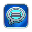 Chat icon — Grafika wektorowa
