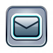 Mail icon — Stockvectorbeeld