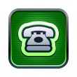 icon phone — Image vectorielle