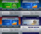 Web sites. — Stock Vector
