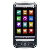 Smartphone — Wektor stockowy
